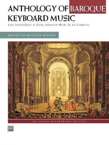 Anthology Of Baroque Keyboard Music (Hinson)