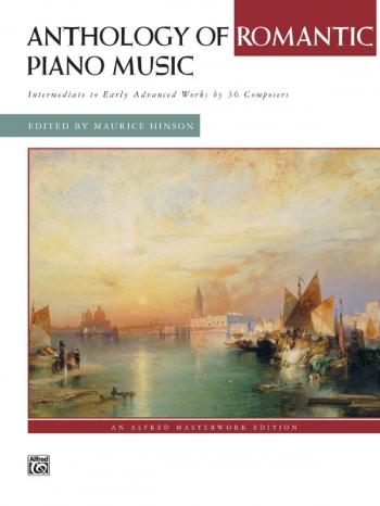 Anthology Of Romantic Piano Music (Hinson)