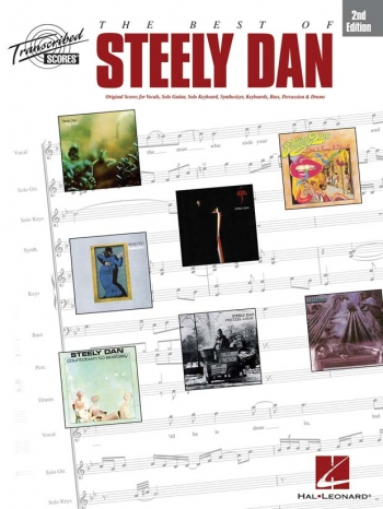 The Best Of Steely Dan 2nd Edition: Piano Vocal Guitar