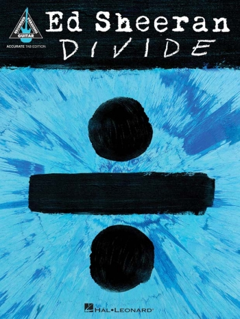 Ed Sheeran: ÷ (Divide) Guitar Tab