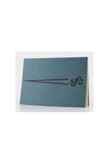 Greeting Card: Dynamic Markings Blank Inside (Henle)