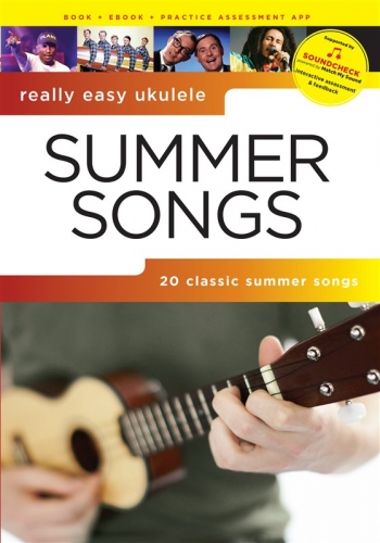 Really Easy Ukulele: Summer Songs SOUNDCHECK