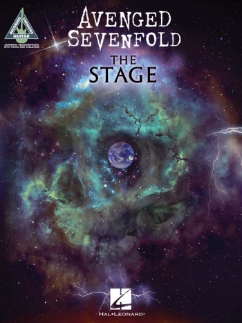 Avenged Sevenfold – The Stage (Guitar Book)