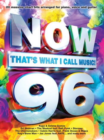 Now That's What I Call Music 96: Piano Vocal Guitar