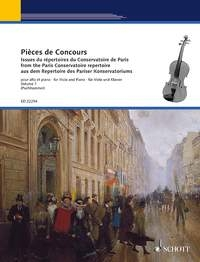 Competition Pieces Vol.1 Arr For Viola & Piano (Schott)
