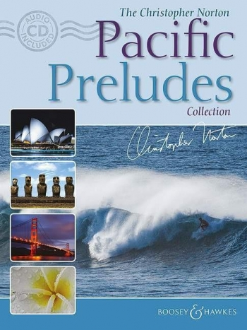 The Christopher Norton Pacific Preludes Collection Book & CD