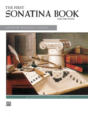 The First Sonatina Book: Piano (Alfred)