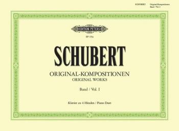 Piano Duets (original) Vol.1 (Peters)