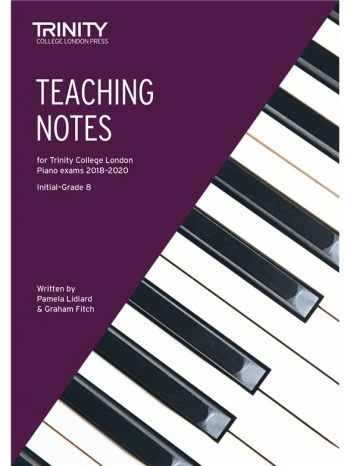 Trinity College London Teaching Notes On The Piano Exam Pieces 2018-2020