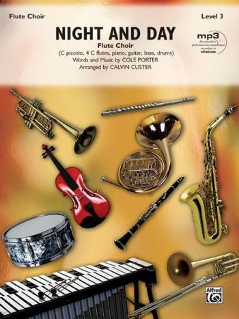 Night & Day  Flute Choir Arr Custer