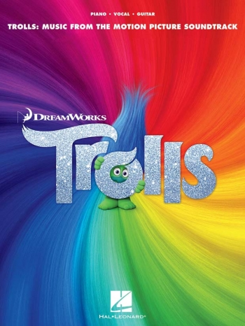 Trolls: Music From The Motion Picture Soundtrack Piano Vocal Guitar