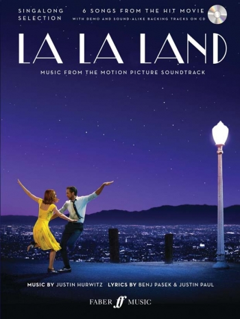 La La Land: Singlong Selection: 6 Songs From The Hit Movie: Book & CD