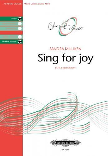 Sing For Joy: SATB & Piano (Choral Vivace)