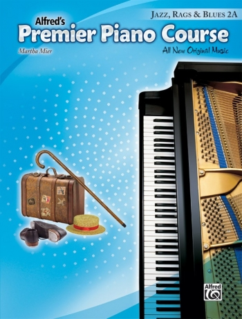 Alfred Premier Piano Course 2a: Jazz Rags & Blues