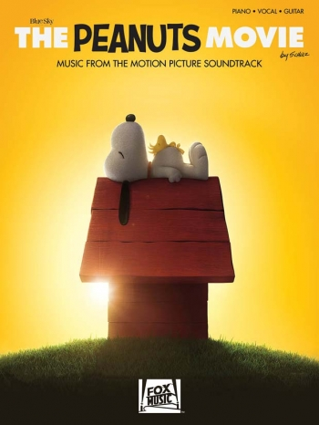 Peanuts Movie: Piano, Vocal And Guitar