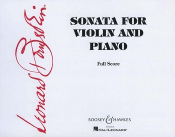 Violin Sonata: Violin Sonata: Full Score (Boosey & Hawkes)