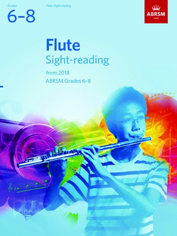 ABRSM Flute Sight-Reading Tests Grades 6–8 From 2018