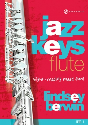 Jazz Keys Flute - Level 1 Sight-Reading (Berwin)