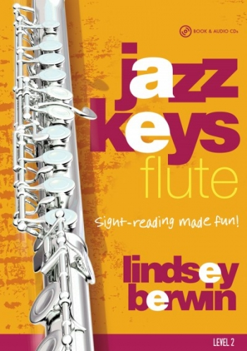 Jazz Keys Flute - Level 2 Sight-Reading (Berwin)