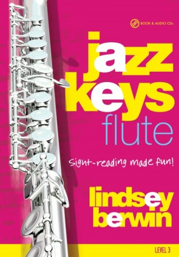 Jazz Keys Flute - Level 3 Sight-Reading (Berwin)