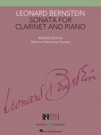 Sonata For Clarinet And Piano: Revised Edition (Boosey & Hawkes)