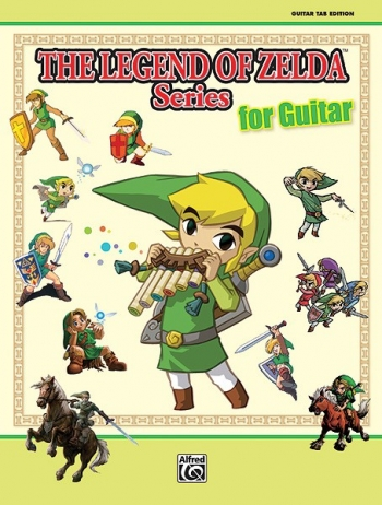The Legend Of Zelda: Series For Guitar Tab