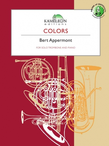 Colors For Trombone & Piano (Kameleon)
