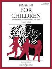 For Children Complete Piano Solo (Boosey & Hawkes)