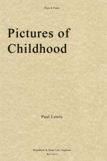 Pictures Of Childhood (Flute & Piano)