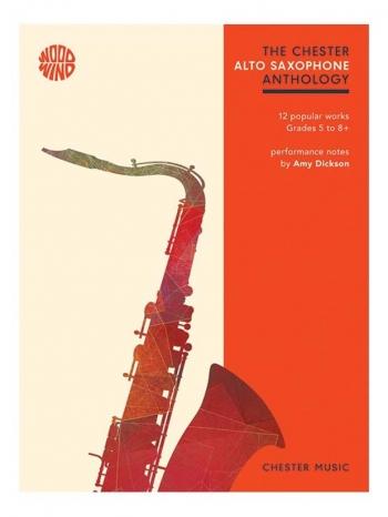 The Chester Alto Saxophone Anthology: Alto Sax & Piano