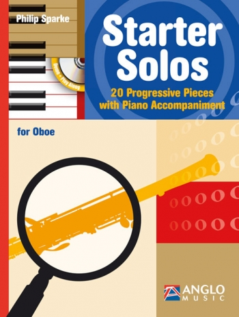 Starter Solos: Oboe & Piano (Sparke) (Anglo Music)