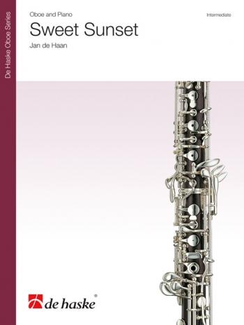 Sweet Sunset: Oboe & Piano (De Haske)