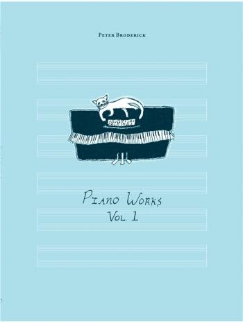 Piano Works - Volume 1 (Book & Audio)