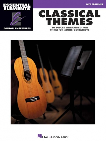 Essential Elements Guitar Enemble - Classical Themes - Late Beginner