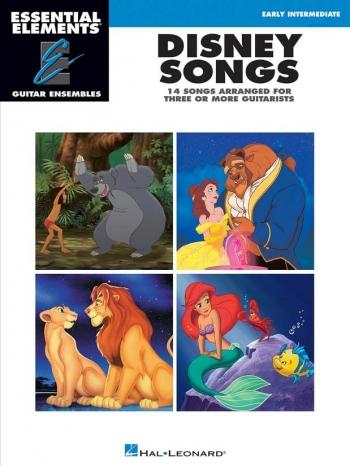 Essential Elements Guitar Enemble - Disney Songs - Easy - Intermediate