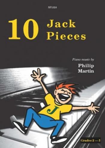 10 Jack Pieces: Piano