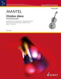 Practising Etudes Book 3: The Basics Of Cello Technique In Selected Etudes (Schott)