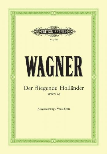 The Flying Dutchman: Vocal Score