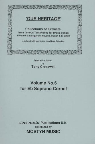 Our Heritage Vol.6 Eb Cornet Solo