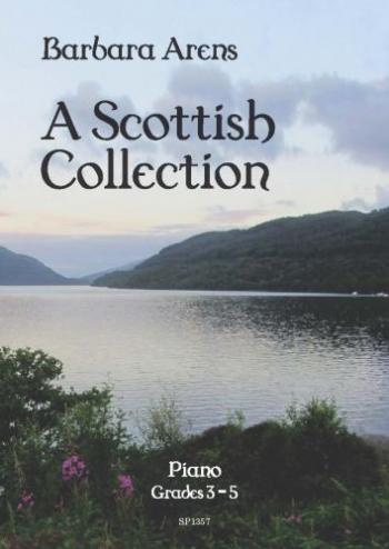 A Scottish Collection: Piano: Grades 3-5