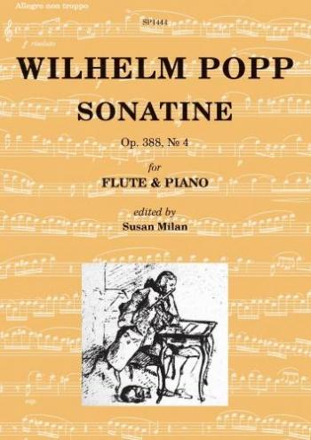 Sonatine Op. 388 No. 4: Flute & Piano (Spartan)