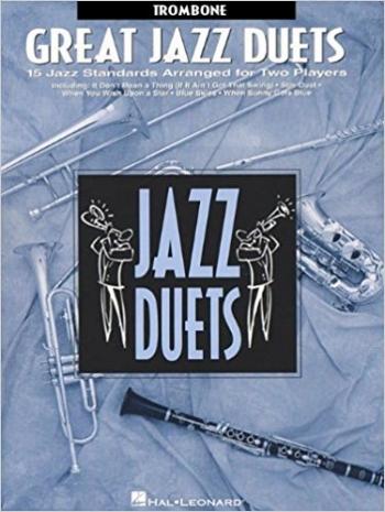 Great Jazz Duets: Trombone Bass Clef