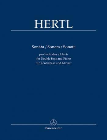 Sonata For Double Bass (Barenreiter)