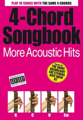 4 Chord Songbook: More Acoustic Hits