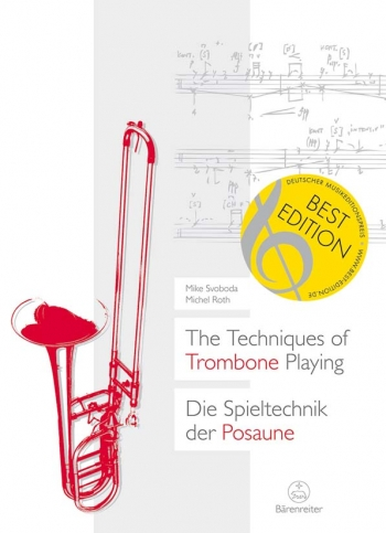 The Techniques Of Trombone Playing (Svoboda / Roth)