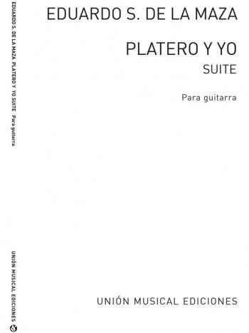 Platero Y Yo Suite: Guitar (UME) Archive