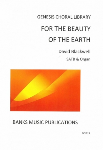 For The Beauty Of The Earth Vocal SATB (Banks)