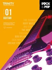 Trinity Rock & Pop 2018 Guitar Grade 1 Book & Download