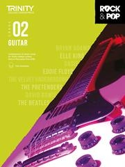 Trinity Rock & Pop 2018 Guitar Grade 2 Book & Download
