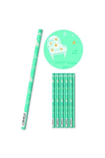 Pencils Pack Of 10 Twinkle Twinkle